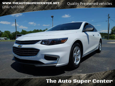 2018 Chevrolet Malibu for sale at The Auto Super Center in Centre AL