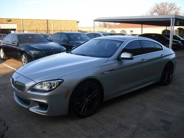 2013 BMW 6 Series for sale at German Exclusive Inc in Dallas TX