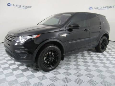 2018 Land Rover Discovery Sport for sale at Autos by Jeff Tempe in Tempe AZ