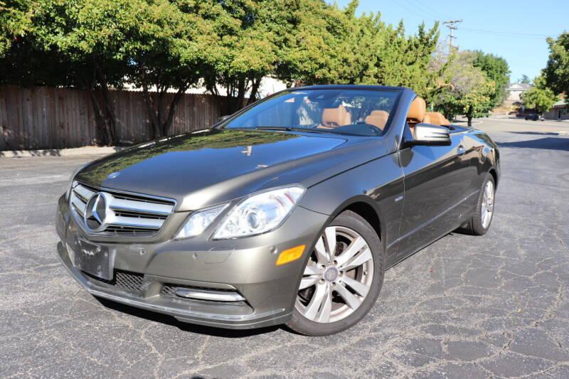 2012 Mercedes-Benz E-Class for sale at California Auto Sales in Auburn CA