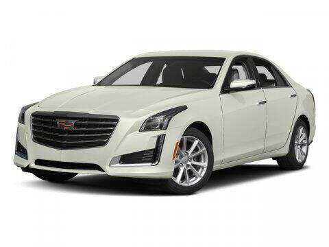 2017 Cadillac CTS for sale at Stephen Wade Pre-Owned Supercenter in Saint George UT
