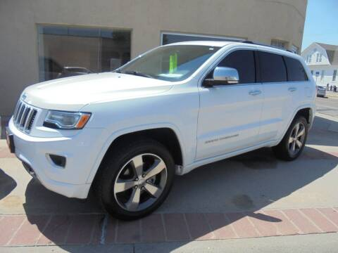 2015 Jeep Grand Cherokee for sale at KICK KARS in Scottsbluff NE