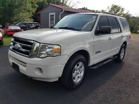 2008 Ford Expedition for sale at Arcia Services LLC in Chittenango NY