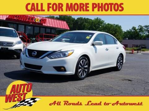 2017 Nissan Altima for sale at Autowest of GR in Grand Rapids MI