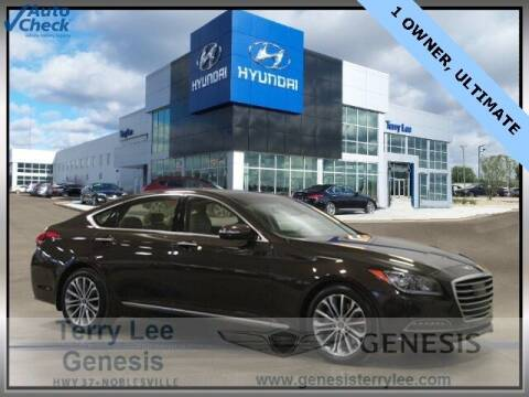 2016 Hyundai Genesis for sale at Terry Lee Hyundai in Noblesville IN