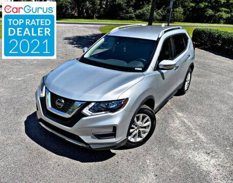2019 Nissan Rogue for sale at Brothers Auto Sales of Conway in Conway SC