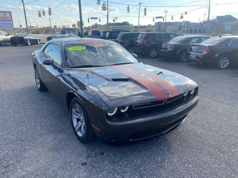 2015 Dodge Challenger for sale at Sell Your Car Today in Fayetteville NC