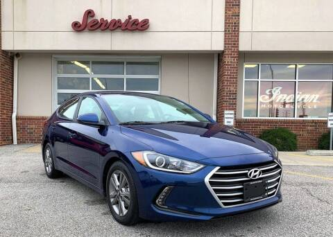 2017 Hyundai Elantra for sale at Head Motor Company - Head Indian Motorcycle in Columbia MO