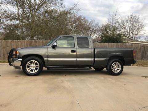 2000 GMC Sierra 1500 for sale at H3 Auto Group in Huntsville TX