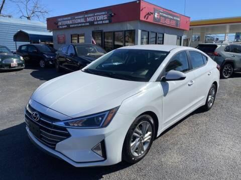 2020 Hyundai Elantra for sale at International Motors in Laurel MD