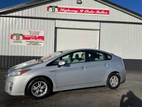 2010 Toyota Prius for sale at Highway 9 Auto Sales - Visit us at usnine.com in Ponca NE