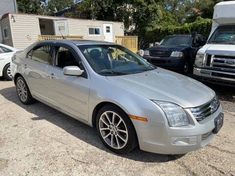 2009 Ford Fusion for sale at Quality Motors of Germantown in Philadelphia PA