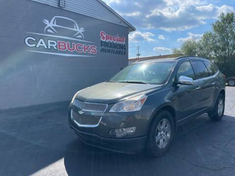 2011 Chevrolet Traverse for sale at Carbucks in Hamilton OH