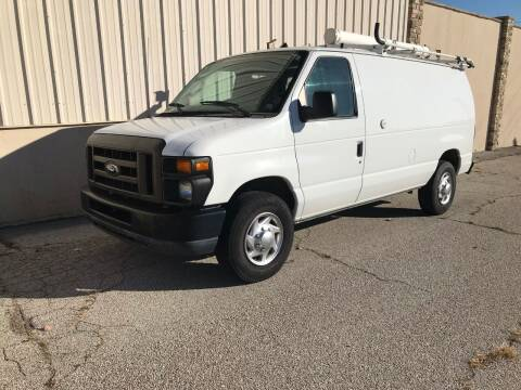 2010 Ford E-Series Cargo for sale at Rick's Auto Clinic Inc. in Raytown MO