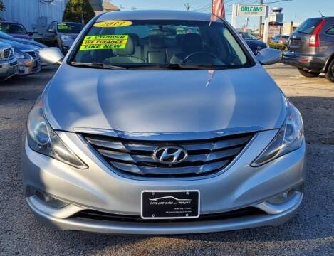 2011 Hyundai Sonata for sale at Cape Cod Cars & Trucks in Hyannis MA