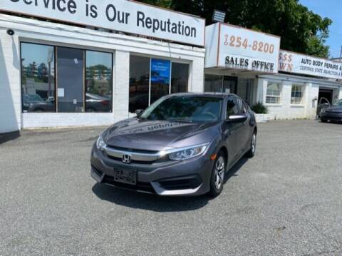 2017 Honda Civic for sale at Bay Motors Inc in Baltimore MD