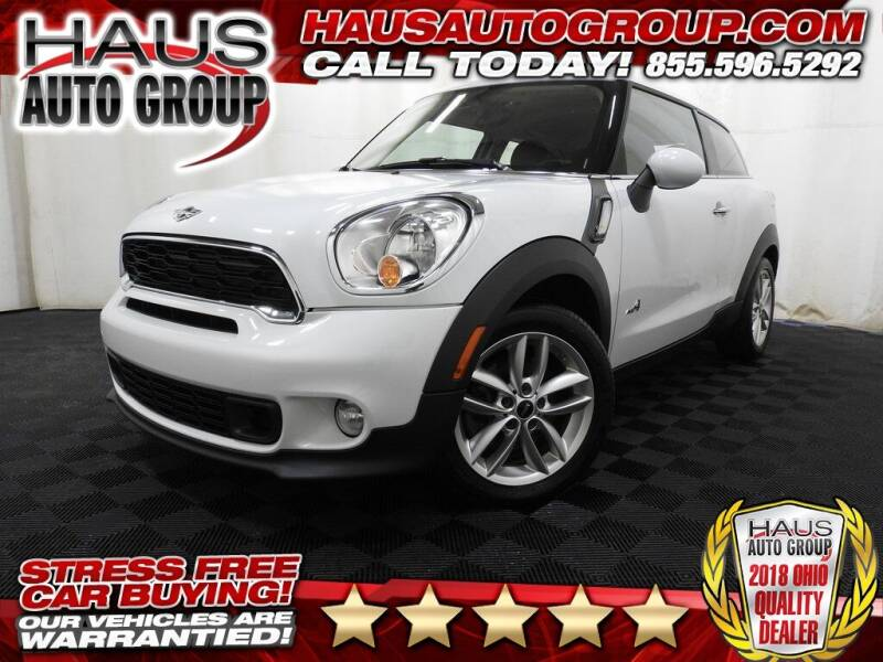 2014 MINI Paceman for sale in Canfield, OH