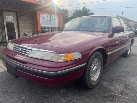 1993 Ford Crown Victoria for sale at 5 STAR MOTORS 1 & 2 in Louisville KY