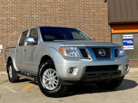 2015 Nissan Frontier for sale at Effect Auto Center in Omaha NE