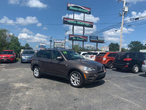 2013 BMW X5 for sale at Boardman Auto Mall in Boardman OH