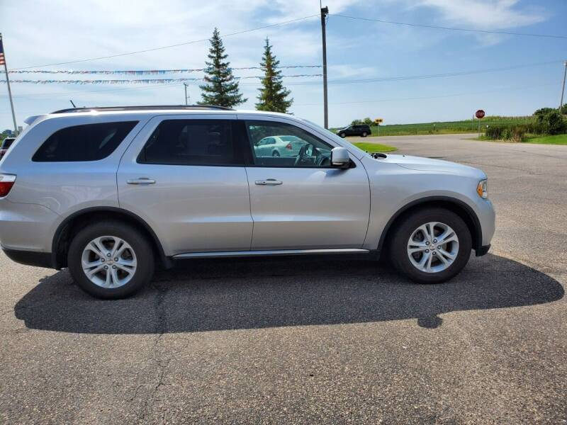 2011 Dodge Durango for sale at Cj king of car loans/JJ's Best Auto Sales in Troy MI