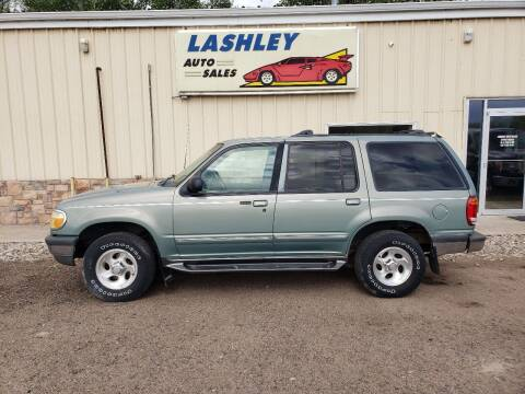 1998 Ford Explorer for sale at Lashley Auto Sales in Mitchell NE