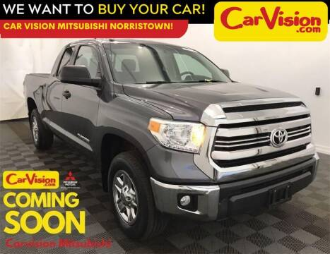 2016 Toyota Tundra for sale at Car Vision Mitsubishi Norristown in Norristown PA