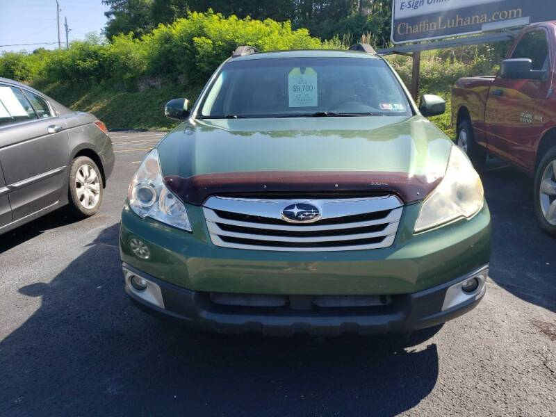 2011 Subaru Outback for sale at KANE AUTO SALES in Greensburg PA