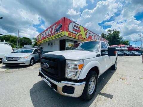 2014 Ford F-250 Super Duty for sale at EXPORT AUTO SALES, INC. in Nashville TN