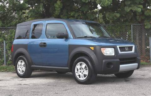 2006 Honda Element for sale at No 1 Auto Sales in Hollywood FL