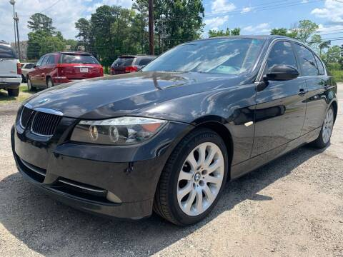 2007 BMW 3 Series for sale at ATLANTA AUTO WAY in Duluth GA