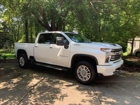 2021 Chevrolet Silverado 3500HD for sale at Renaissance Auto Network in Warrensville Heights OH