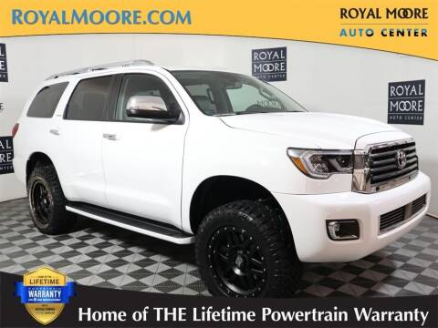 2020 Toyota Sequoia for sale at Royal Moore Custom Finance in Hillsboro OR