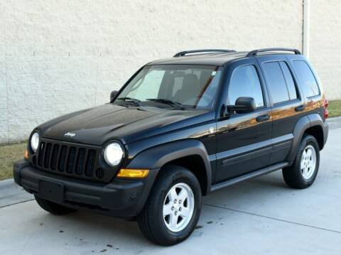 2005 Jeep Liberty for sale at Raleigh Auto Inc. in Raleigh NC