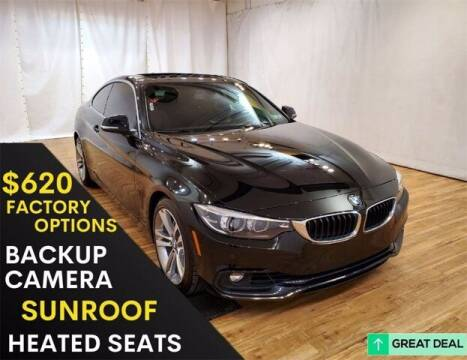 2018 BMW 4 Series for sale at Car Vision Buying Center in Norristown PA