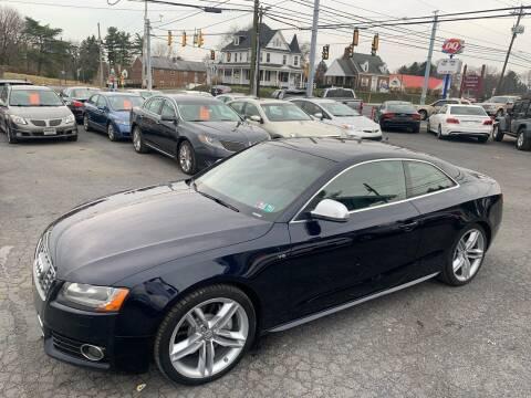 2009 Audi S5 for sale at Masic Motors, Inc. in Harrisburg PA