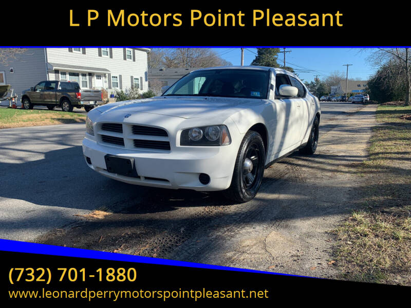 2009 Dodge Charger for sale at L P Motors Point Pleasant in Point Pleasant NJ