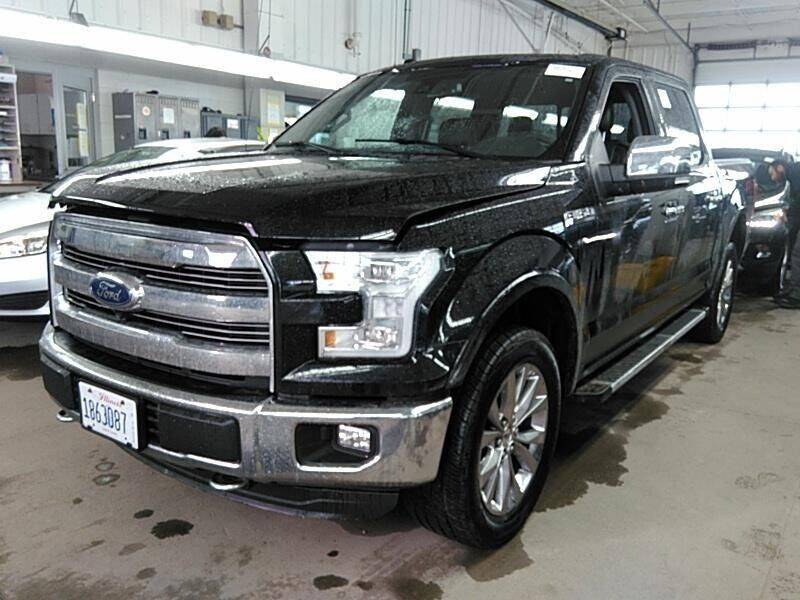 2016 Ford F-150 for sale at NORTH CHICAGO MOTORS INC in North Chicago IL