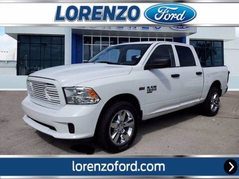 2020 RAM Ram Pickup 1500 Classic for sale at Lorenzo Ford in Homestead FL