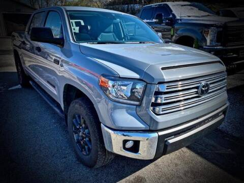 2021 Toyota Tundra for sale at Carder Motors Inc in Bridgeport WV