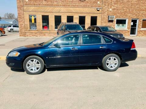 2007 Chevrolet Impala for sale at Car Corral in Tyler MN
