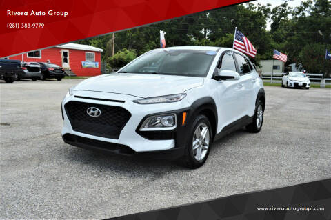 2019 Hyundai Kona for sale at Rivera Auto Group in Spring TX