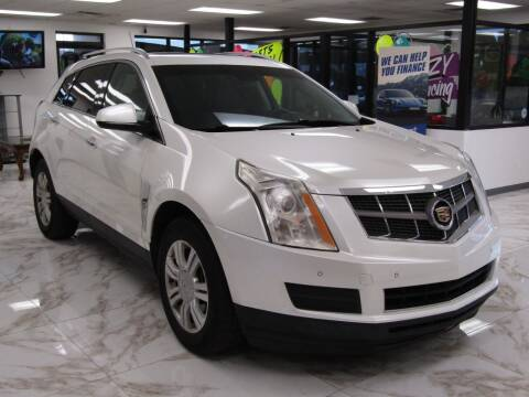 2012 Cadillac SRX for sale at Dealer One Auto Credit in Oklahoma City OK
