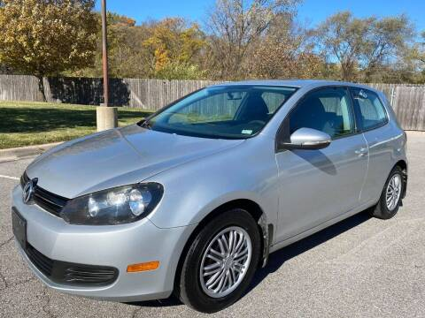 2010 Volkswagen Golf for sale at Nationwide Auto in Merriam KS
