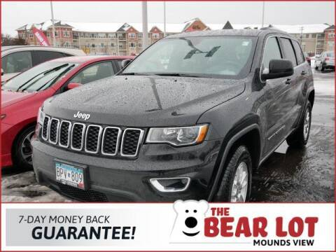 2018 Jeep Grand Cherokee for sale at Rydell Auto Outlet in Mounds View MN