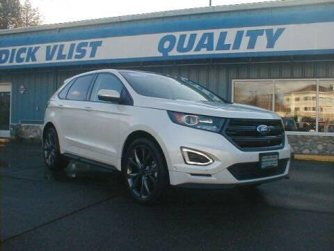 2017 Ford Edge for sale at Dick Vlist Motors, Inc. in Port Orchard WA