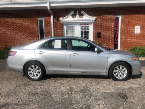 2011 Toyota Camry for sale at Premium Auto Sales in Fuquay Varina NC