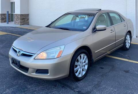 2006 Honda Accord for sale at Carland Auto Sales INC. in Portsmouth VA