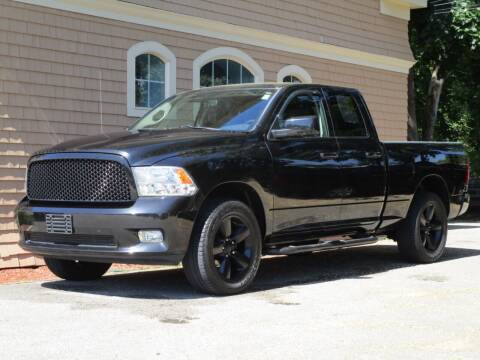 2009 Dodge Ram Pickup 1500 for sale at Car and Truck Exchange, Inc. in Rowley MA