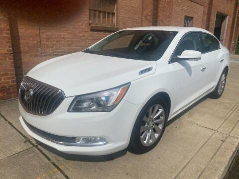 2016 Buick LaCrosse for sale at Domestic Travels Auto Sales in Cleveland OH